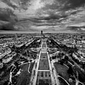 Paris Panorama by Bailey Cooper Photography