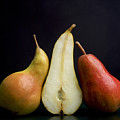 Pears by Bernard Jaubert