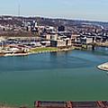 Pittsburgh Panorama by Noel Baebler