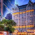 Plaza Hotel by Kenneth Grant