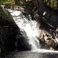 Poplar Stream Falls by Catherine Gagne