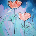 Poppies by Gloria Dietz-Kiebron