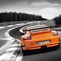 Porsche by Mery Moon