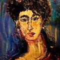 Portrait by Mark Kazav