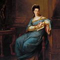 Portrait Of A Lady by Angelica Kauffman