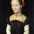 Portrait Of A Woman by Corneille De Lyon