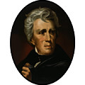 President Andrew Jackson - Four by War Is Hell Store
