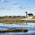 Race Point Lighthouse by John Greim