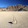 Racetrack In Death Valley National Park by Pierre Leclerc Photography