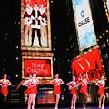 Radio City Rockettes New York City by Nicole Badger