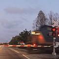 Railroad Crossing by Beth Williams