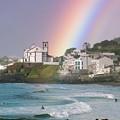Rainbow by Gaspar Avila