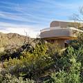 Red Hills Visitor Center by Dennis Boyd