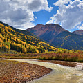 Red Mountain Pass by Ray Mathis