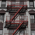 2 Red Zs by Henri Irizarri