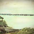 Reelfoot Lake Fishing by Bonnie Willis