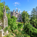 Regaleira Palace Sintra by Benny Marty