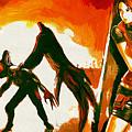 Resident Evil by Lora Battle
