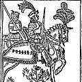 Richard I (1157-1199) by Granger