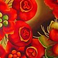 Rosehip by Elizabeth Elequin