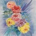 Roses by Quwatha Valentine