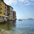 Rovinj by Ian Middleton