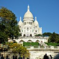 Sacre-coeur /  Basilica Of The Sacred Heart Of Paris by Clay Kirby