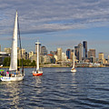 Sailing To Seattle by Tom Dowd