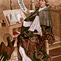 Saint Augustine (354-430) by Granger