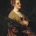 Saint Catherine by Paolo Veronese
