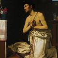 Saint Dominic In Penitence by Mountain Dreams