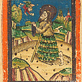 Saint Onuphrius by German 15th Century