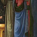 Saints Francis And Mark by PixBreak Art