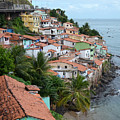 Salvador Da Bahia - Brazil by Ralf Broskvar