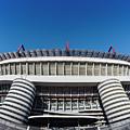 San Siro Football Stadium - Milan, Lombardy, Italy by Alexandre Rotenberg