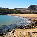 Sand Beach Acadia National Park by Glenn Gordon