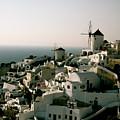 Santorini by Ariane Moshayedi