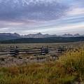 Sawtooth Range by Idaho Scenic Images Linda Lantzy