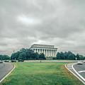 Scenes Around Lincoln Memorial Washington Dc by Alex Grichenko