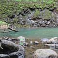 Secret Falls Or Uluwehi Falls by Rupali Kumbhani