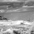 Serious Ocean by Glenn Forman