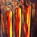 Shadows In The Dark2 by Marietjie Henning
