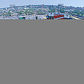 Shea Stadium, Ny Mets V. Sf Giants, New by Panoramic Images
