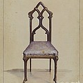 Side Chair by Joseph Rothenberg