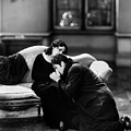 Silent Film Still: Couples by Granger
