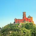 Sintra Pena Palace by Benny Marty