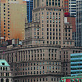 Skyline Of Manhattan - New York City by Doc Braham
