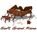 Soft Grand Piano  by Mike McGlothlen