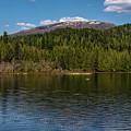 South Skookum Lake by Sam Judy