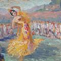 Spain Dancer by Ernest Moulines